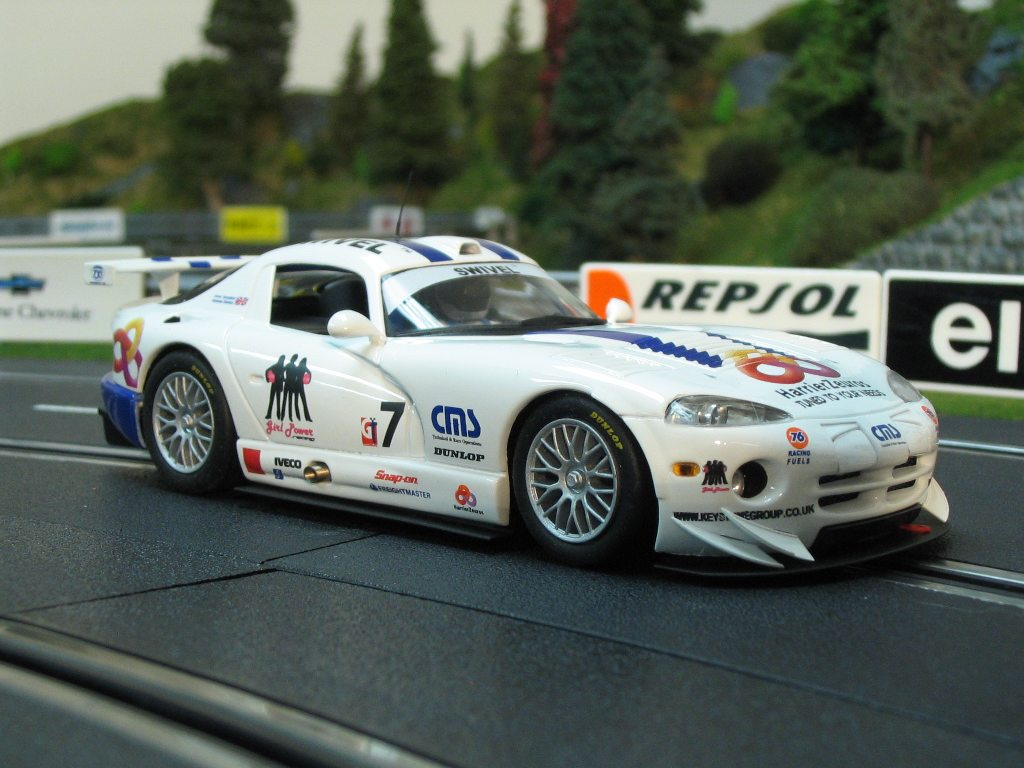 Fly A208 Dodge Viper Le Mans 03 #68