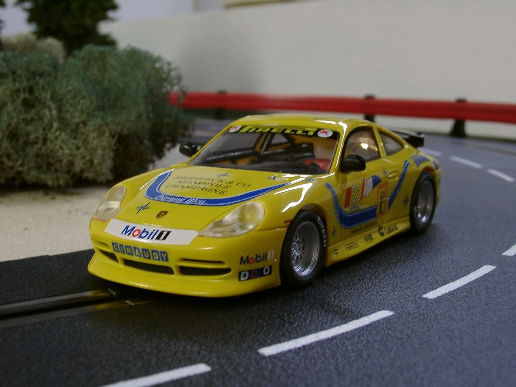 Proslot Ps1025 Porsche 911 Gt3 Supercup